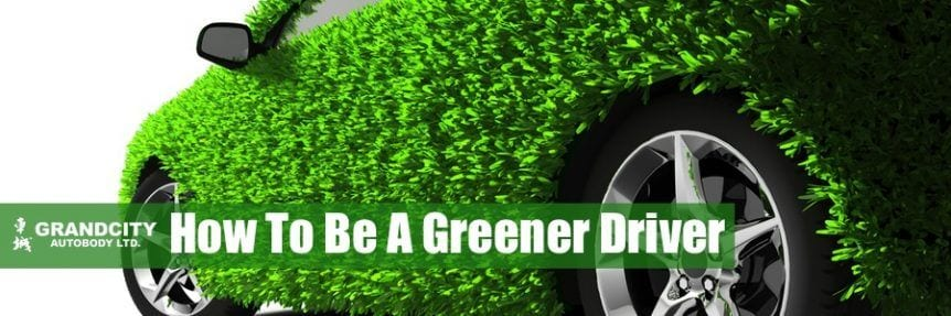 green driving