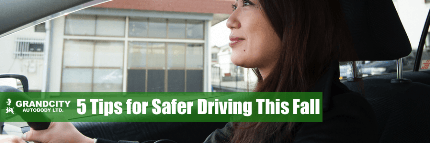 safer driving blog