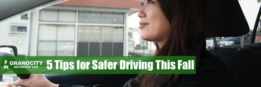 safer driving blog