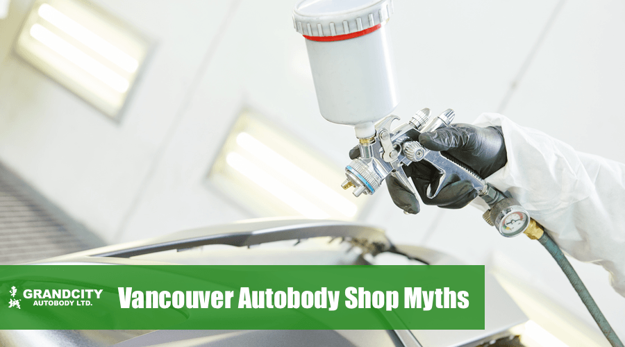 vancouver auto body shop myths