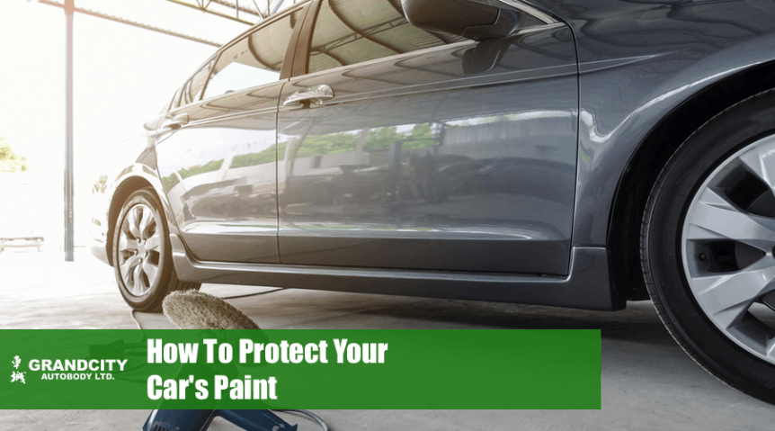 how to protect your cars paint