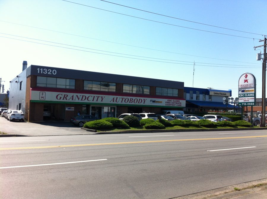 Grandcity Richmond Auto Body Shop