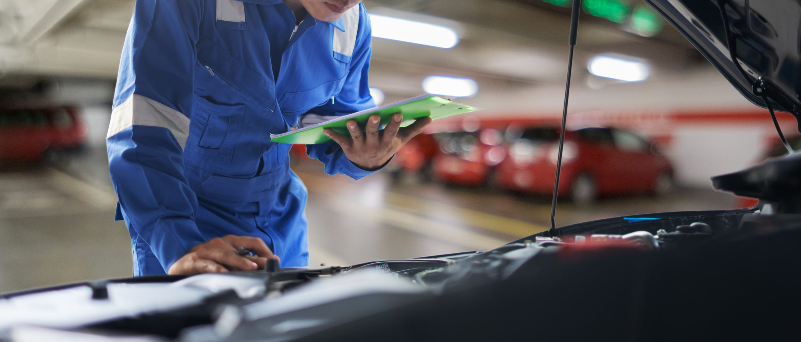 common auto body repairs