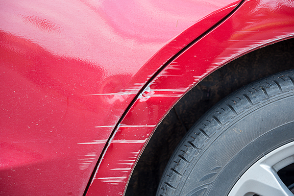 Grandcity do cover your car scratch for you in Vancouver and Richmond location