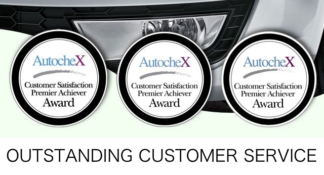 our auto body shop won lots of awards