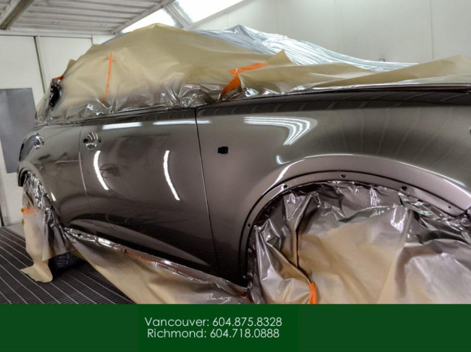 our Richmond  auto body shop can do whole car paint
